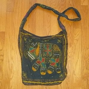 Handbags - Indian elephant bag